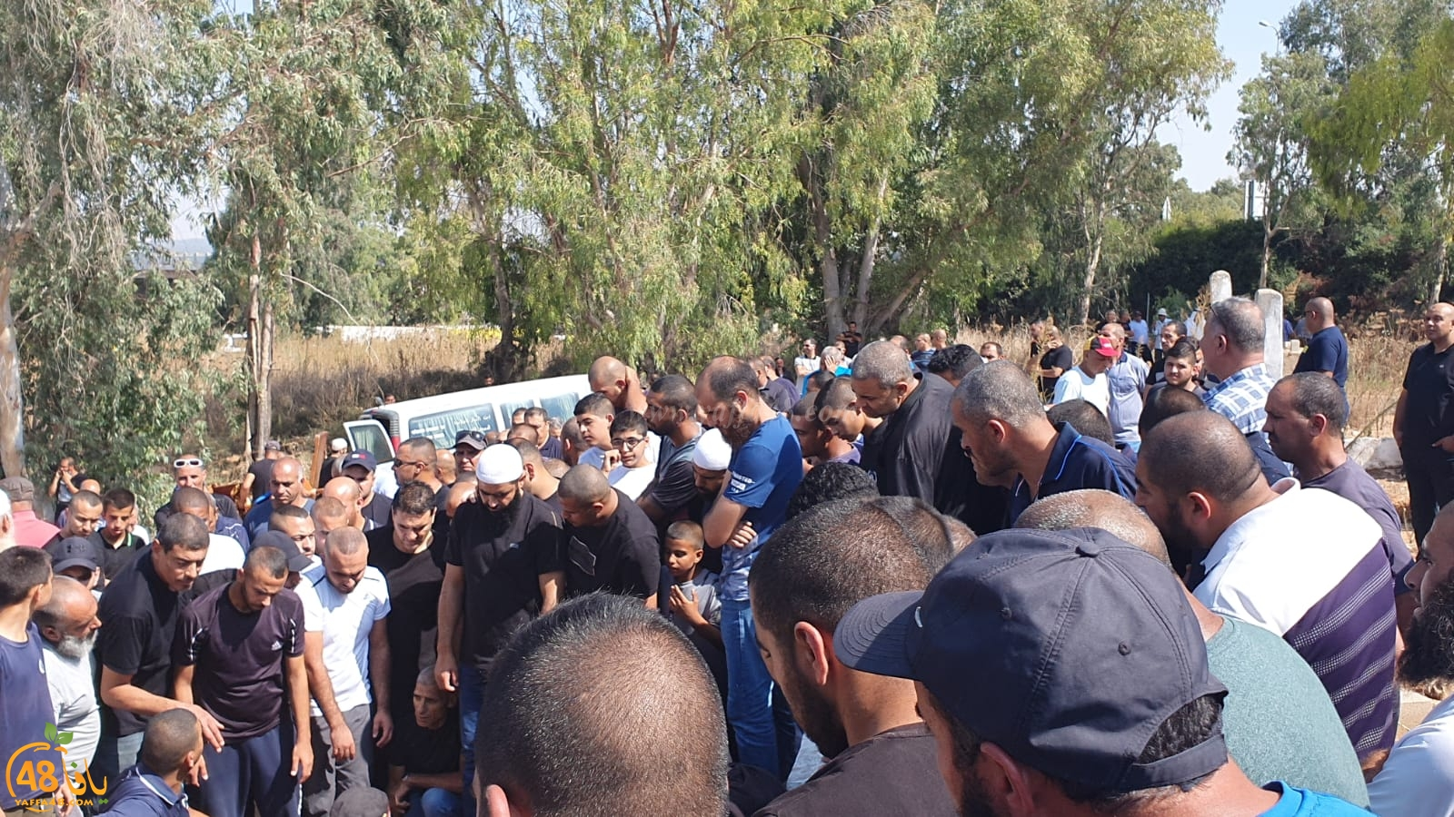 بالفيديو: جموع غفيرة من أهالي اللد تُشيّع جثمان الطفل رياض أبو شريقي ضحية حادث الدهس
