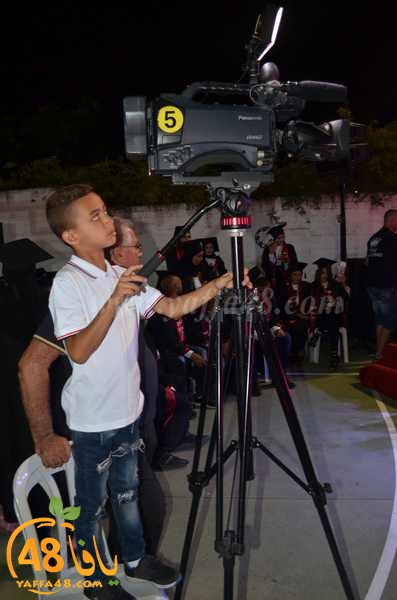 فيديو: المدرسة الثانوية دار الحكمة طوماشين اللد تحتفل بتخريج الفوج الرابع