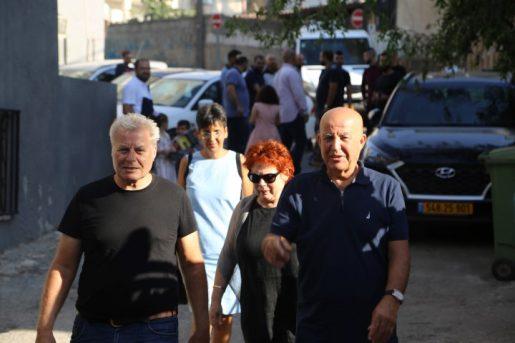 أم الفحم: حضور حاشد في حفل افتتاح متحف الرسام العالمي المرحوم عاصم أبو شقرة