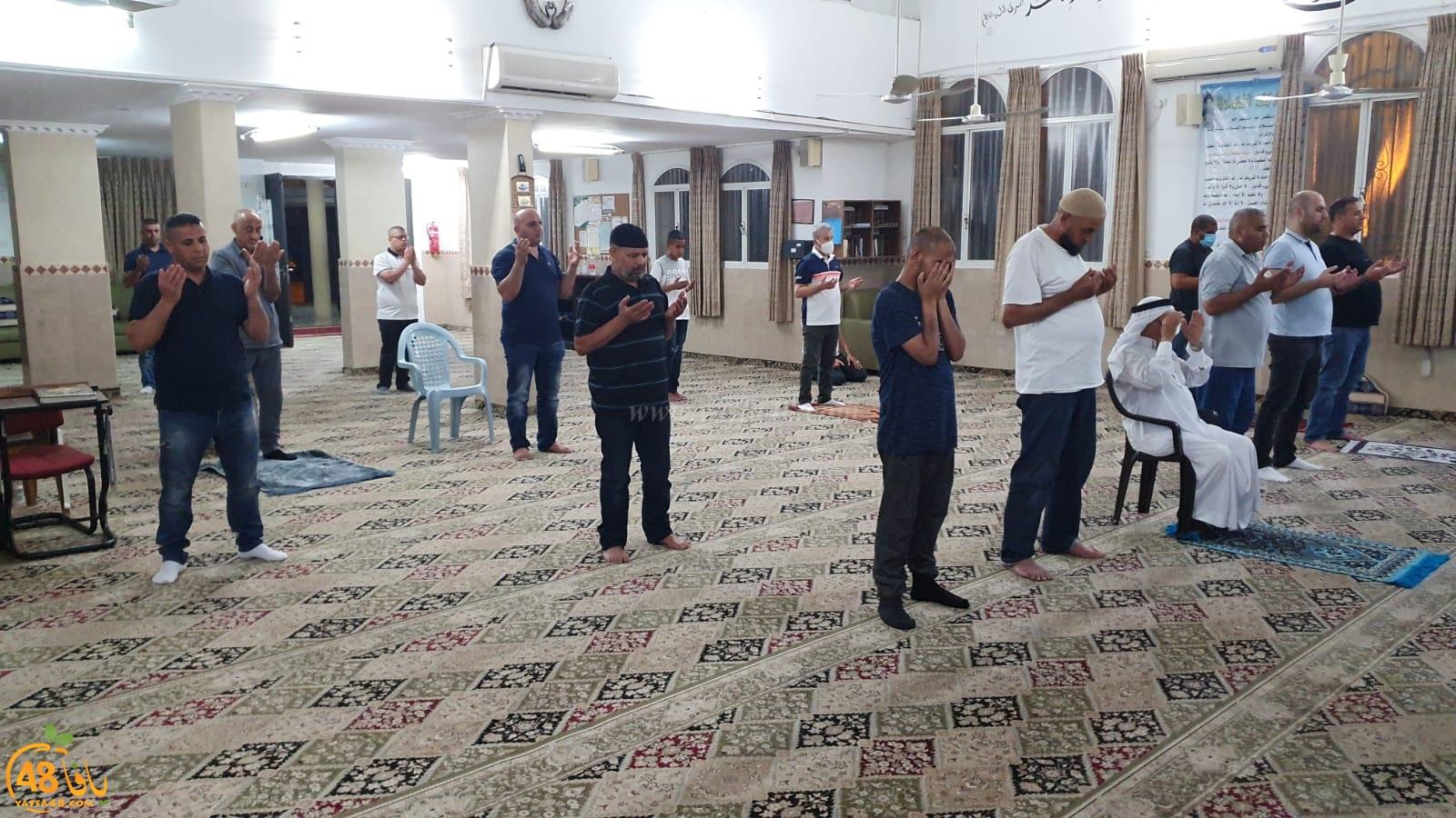 صور: صلاة التراويح الأخيرة من مسجد الرباط بالرملة