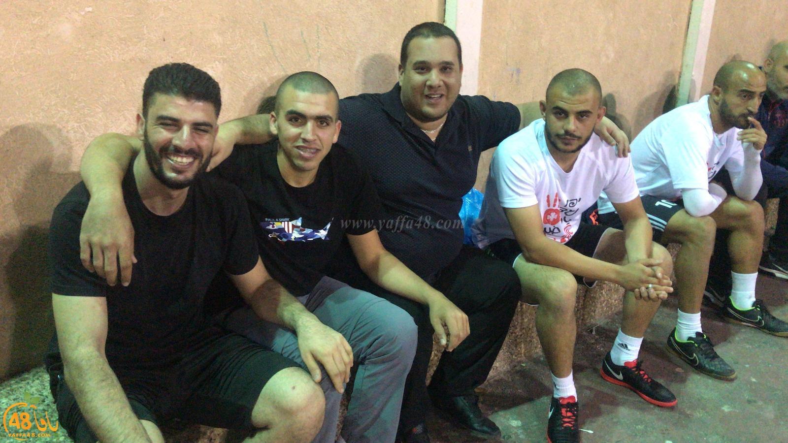 بالفيديو: النادي الإسلامي يُنظم دوري مصغّر لكرة القدم بعنوان يافا ضد العنف