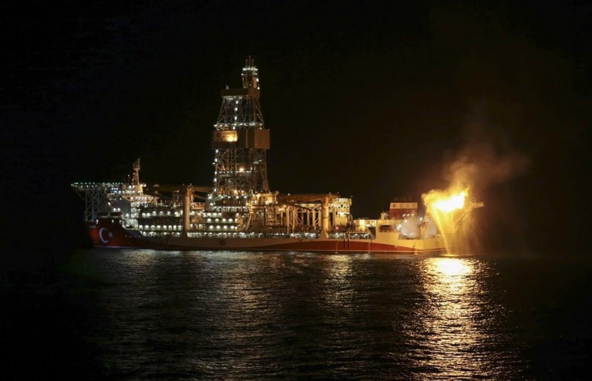 أردوغان يدشن استخراج الغاز في البحر الأسود (فيديو)