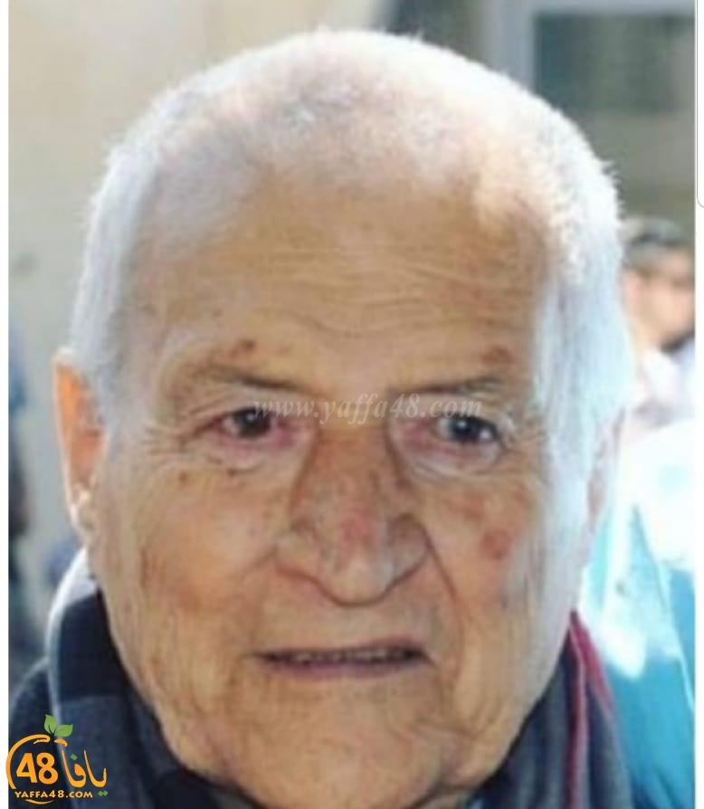 يافا: وفاة السيد يوسف نايف مطانس أبو هاني (85 عاماً)