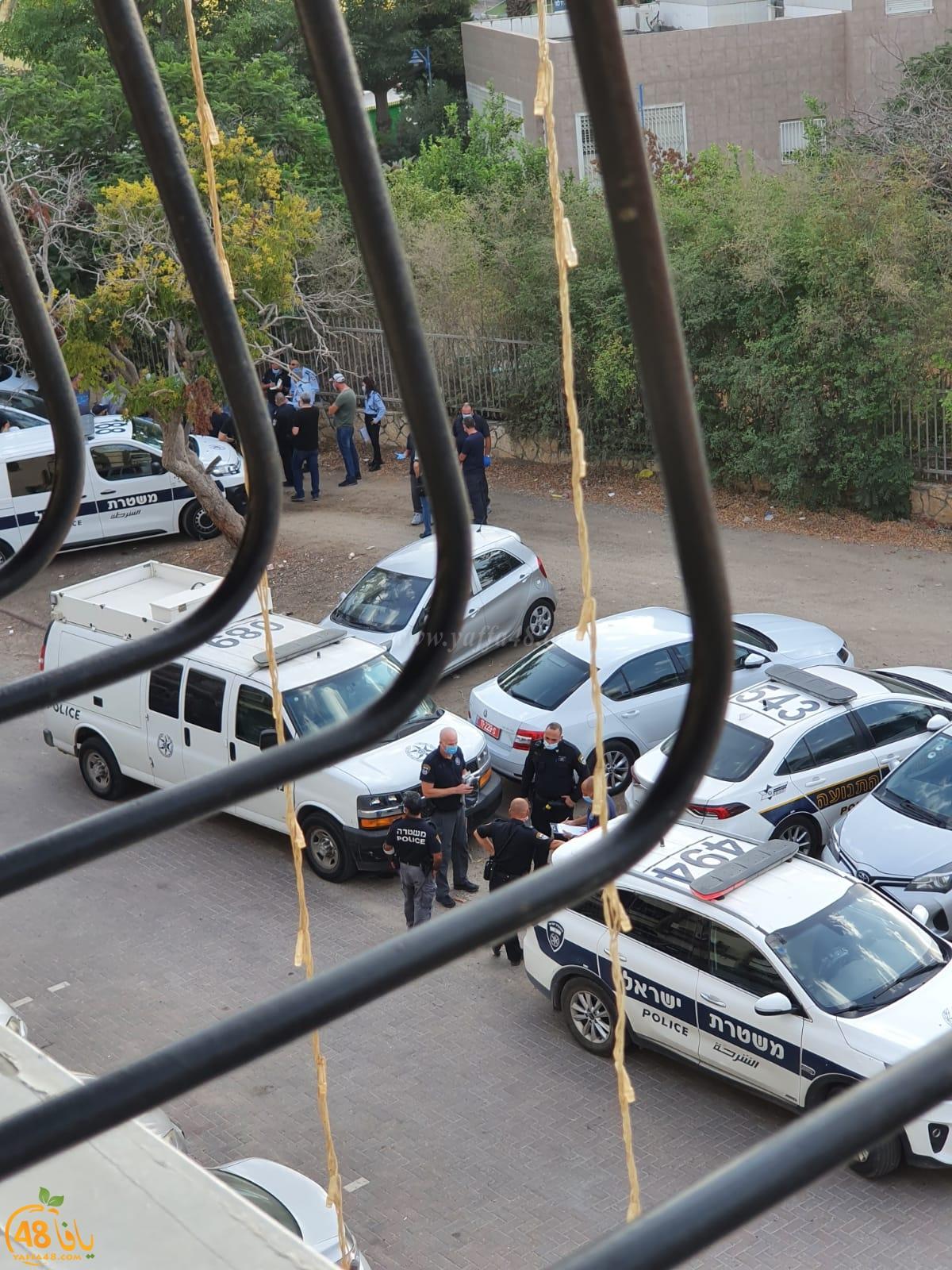 العثور على جثّة مُسن داخل منزل بمدينة اللّد