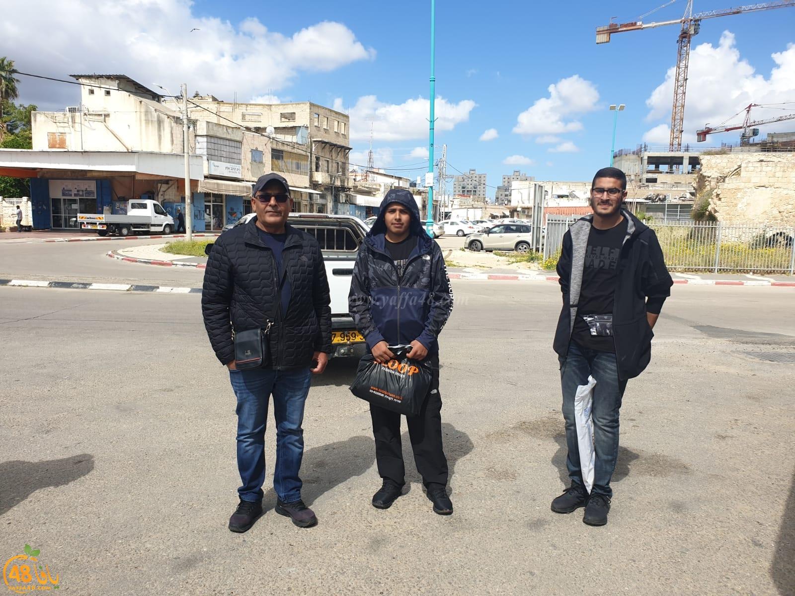 اللد: فوج جديد من معتمري الجو يغادر للديار الحجازية لأداء عمرة الربيع