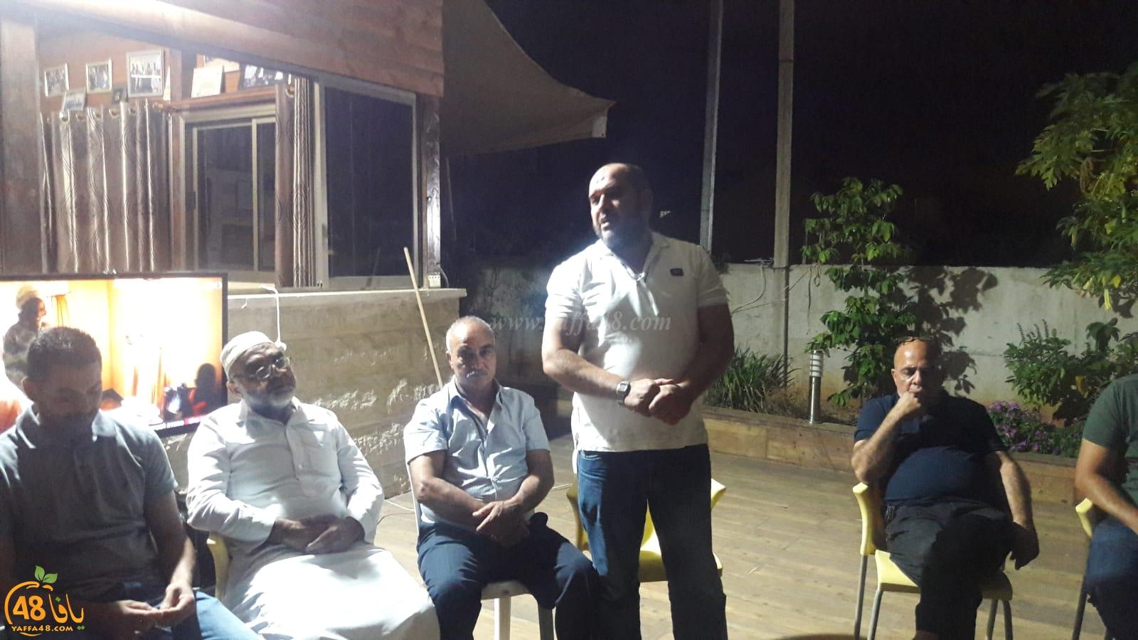 الرملة : عقد راية الصلح بين عائلتي الدرباشي والجعفري