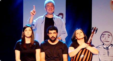 مسرح  الحياة  الرملاوي يشارك في مهرجان فلسطين الوطني للمسرح