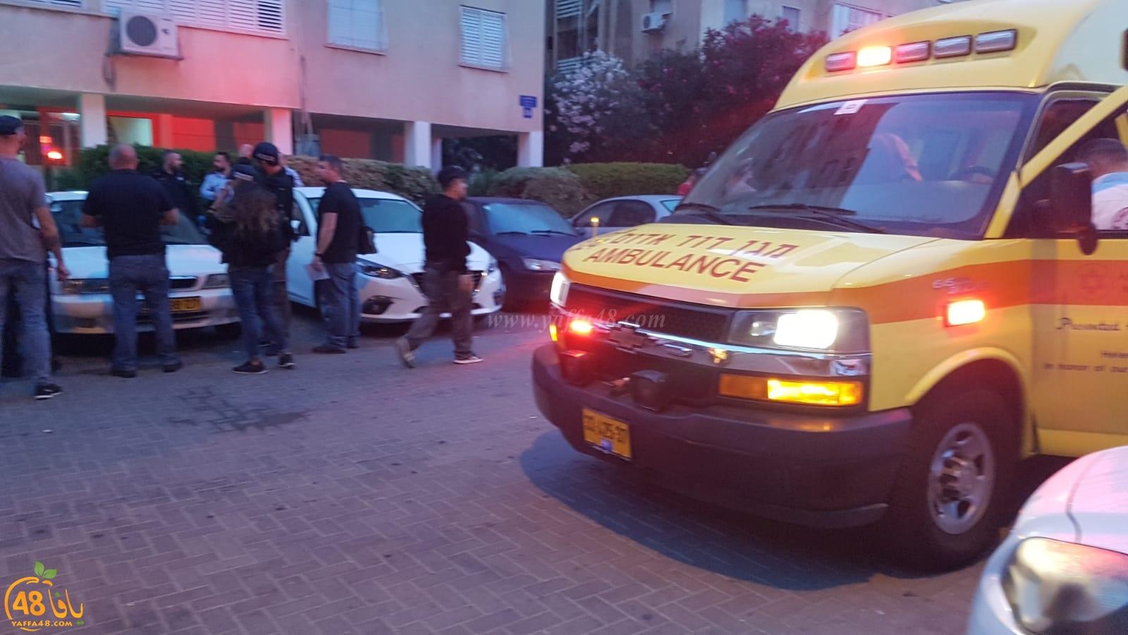 يافا :مقتل سيدتين طعنا بالسكين فجر هذا اليوم جنوب  المدينة.