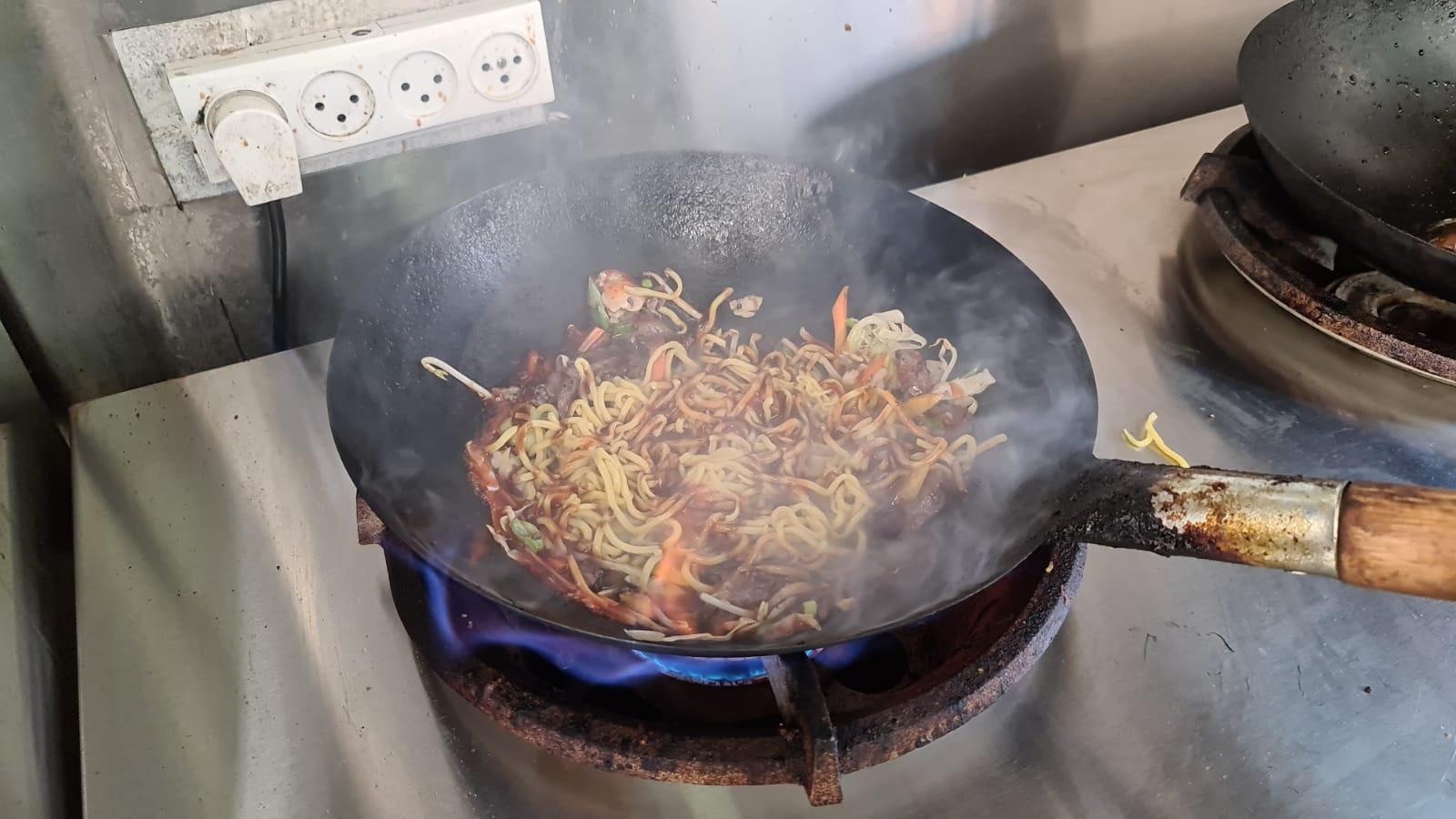 جديد في بالي باجيت - أشهى الوجبات والمأكولات البحرية والتايلندية