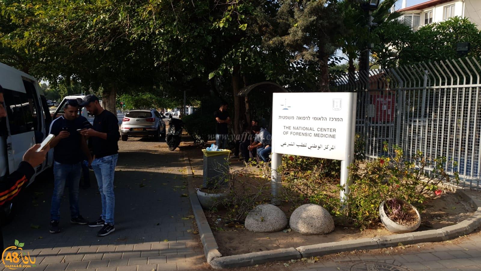 اكرام الميت من يافا تتواصل مع عائلات ضحايا الحادث المروّع لتقديم المساعدة