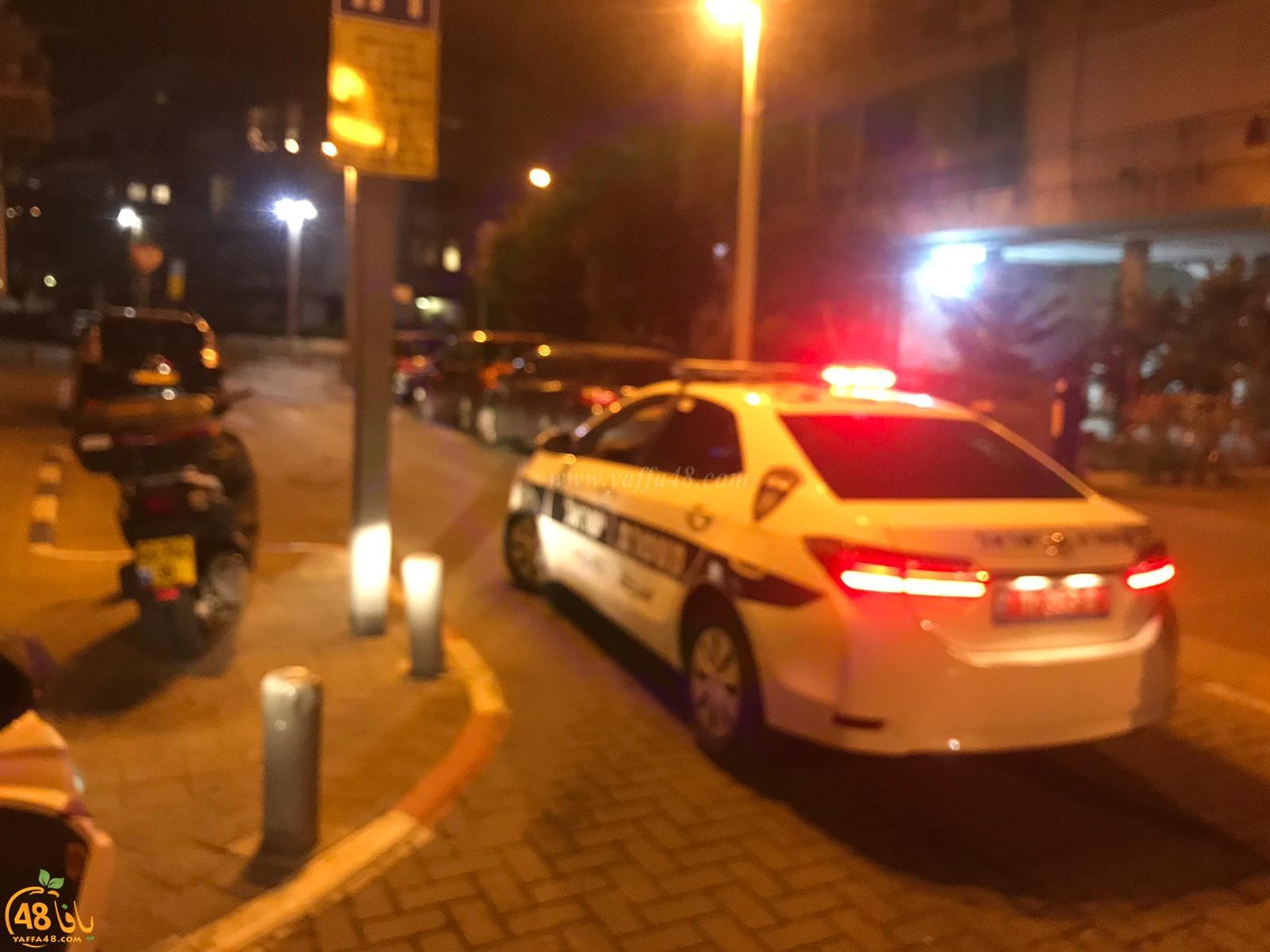 يافا: الشرطة تُغلق شارع شيفتي يسرائيل بعد العثور على جسم مشبوه