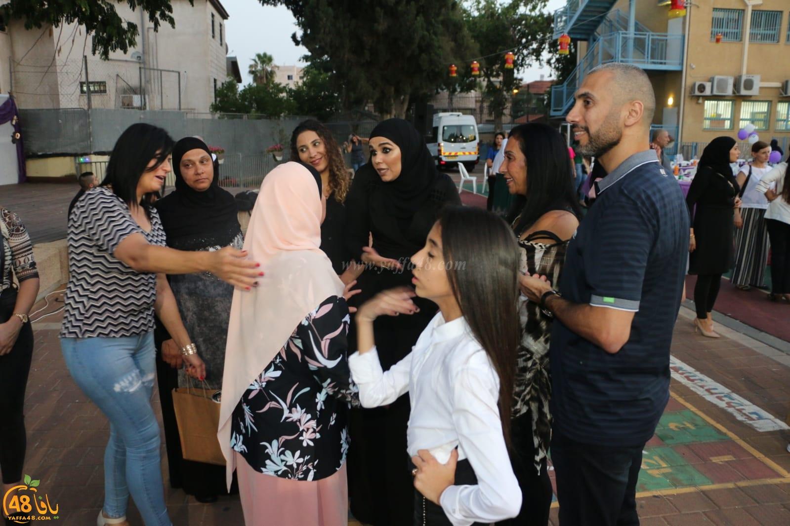 بالصور: مدرسة أجيال الابتدائية تحتفل بتخريج الفوج الـ16 من طلابها