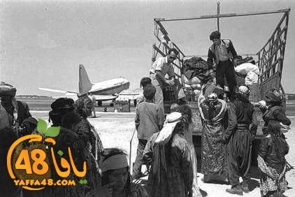 في ذكرى سقوط اللد والرملة - صور نادرة لهجرة أهالي المدينتين عام النكبة