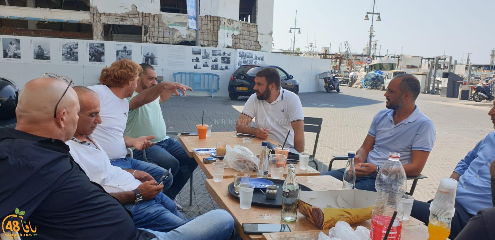 صيادو الفريديس وجسر الزرقاء وحيفا ينضمون لمجموعة التوعية والبحث اليافاوية