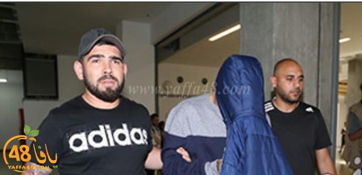 صور: تمديد اعتقال المشتبه بقتل شقيقتيه نوريت وحاياه مالوك بيافا