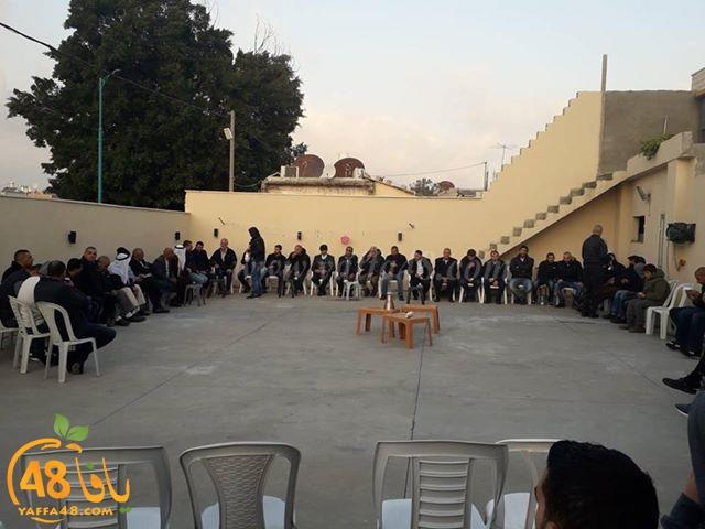 بالفيديو: عقد راية الصلح بين عائلتي الدغامين والعيساوي في اللد