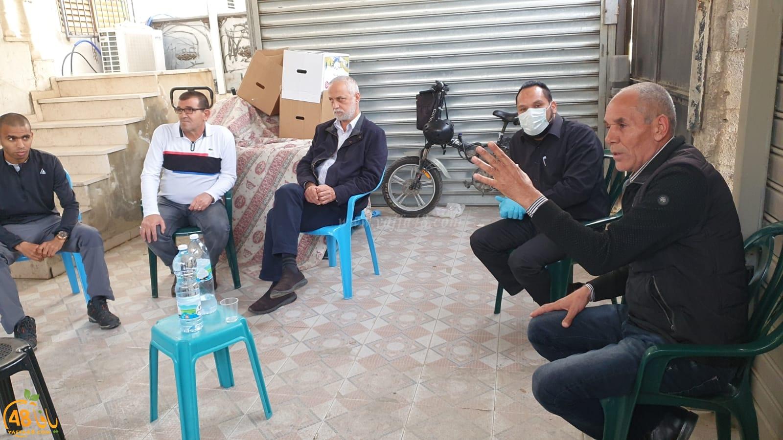فيديو: عقد الصلح بين مؤذن وإمام مسجد النور في مدينة اللد