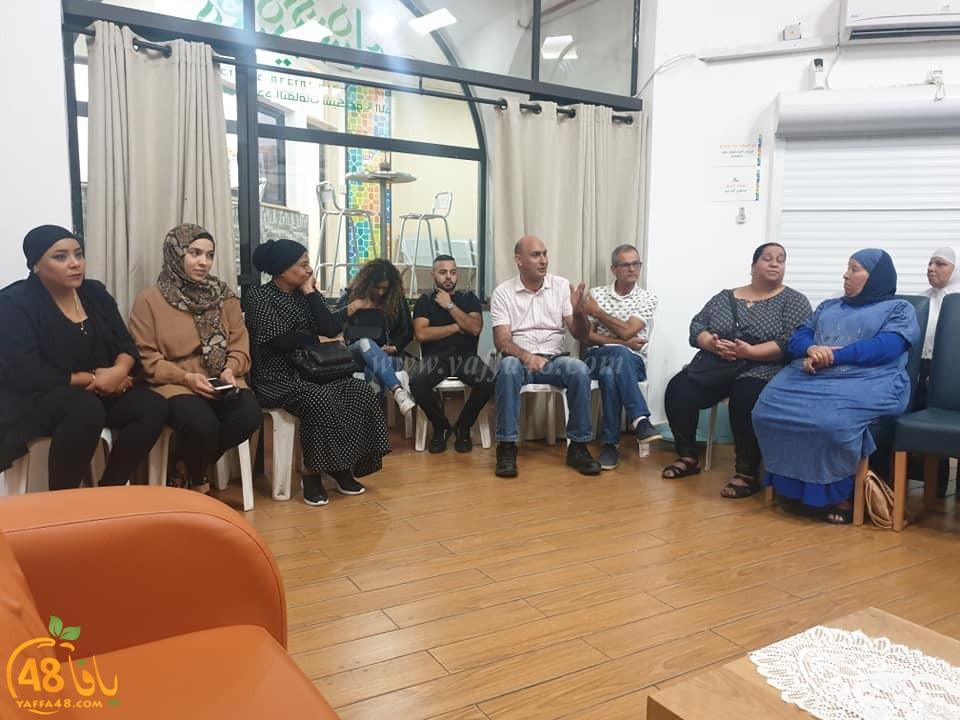 تكريم الممرضة مريم الزيناتي وحواح من قبل المركز الجماهيري شيكاغو اللد