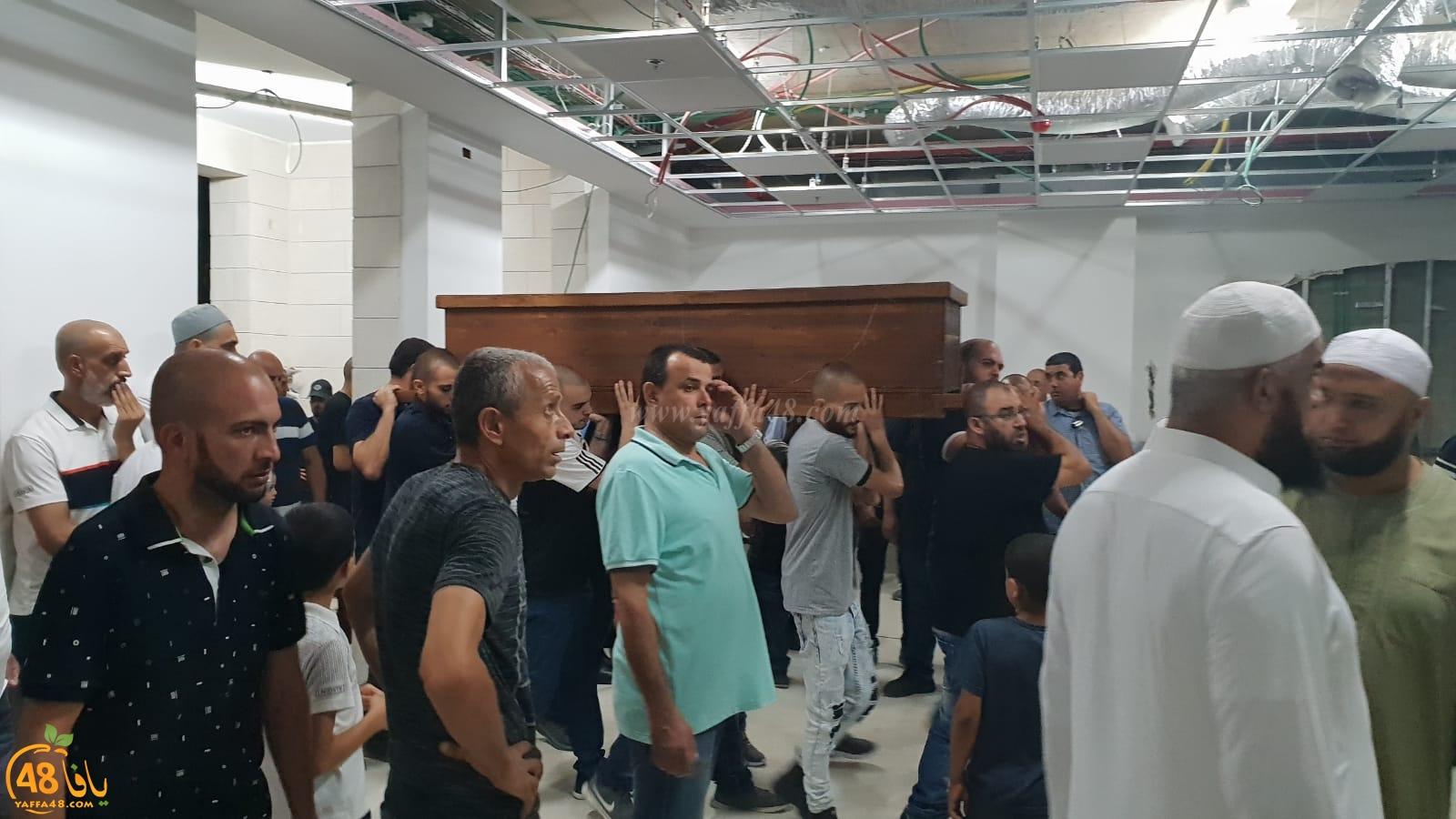 اللد: الحاج حماد حسونة ابو ماهر (70 عاماً) في ذمّة الله