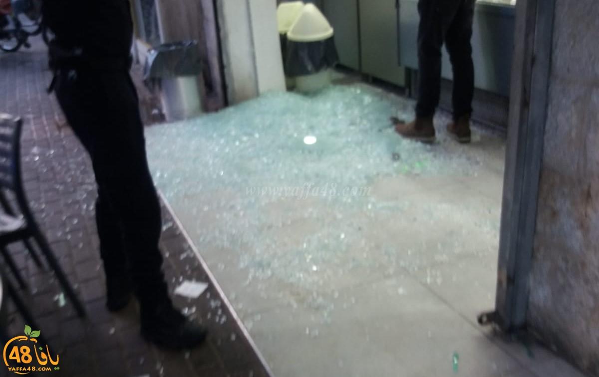 الرملة: إطلاق نار تجاه احد المحلات التجارية دون اصابات