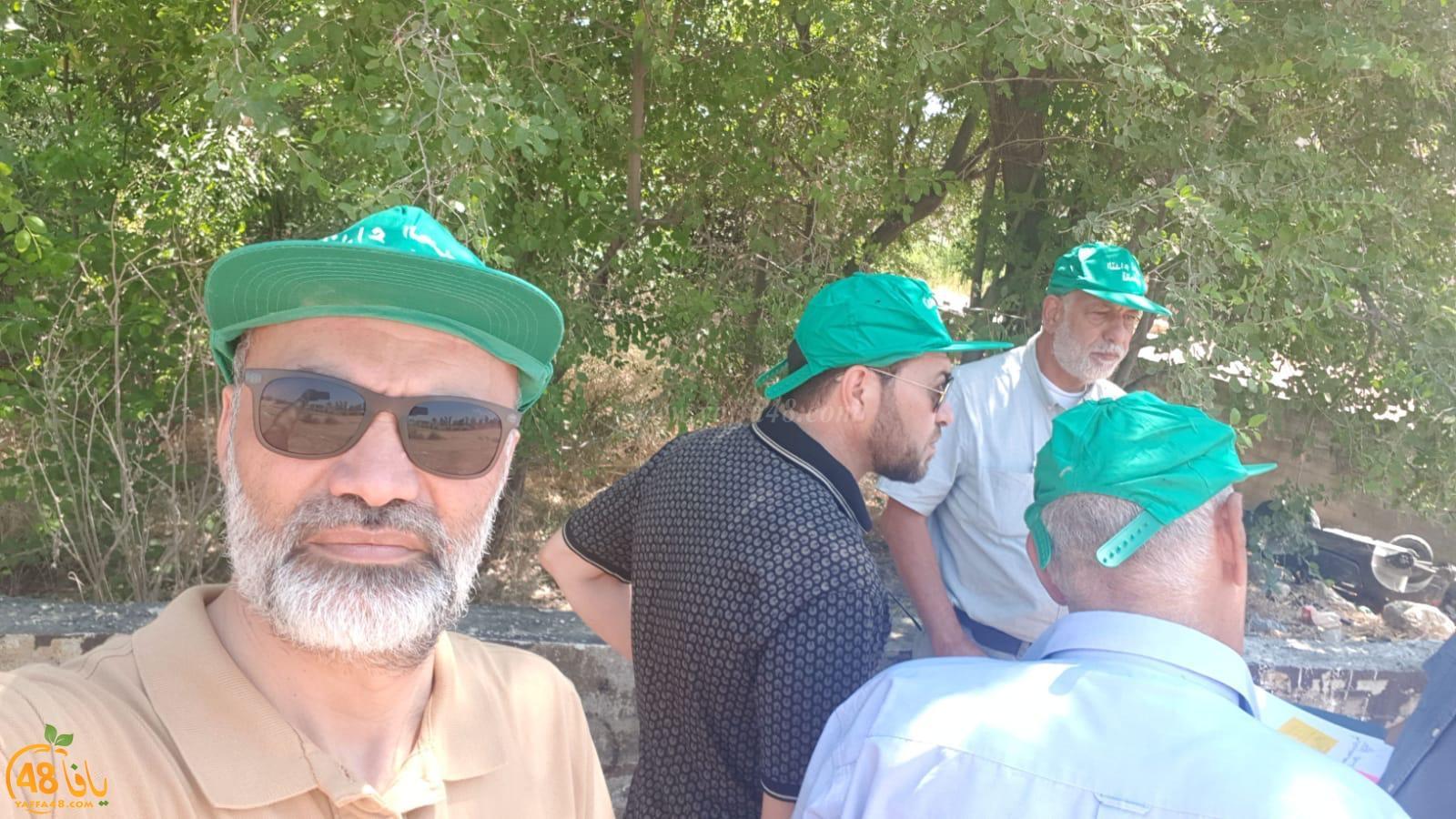 السبت 23.11: معسكر عمل لتنظيف كافة المقابر والاوقاف الاسلامية باللد