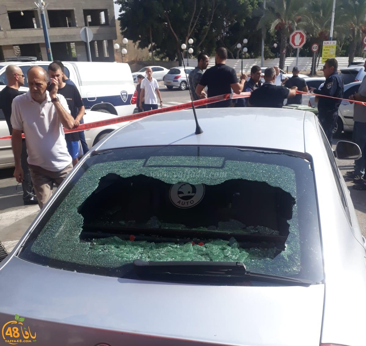 إصابة شخصين بجراح متفاوتة بعد تعرضهما لإطلاق نار في جت
