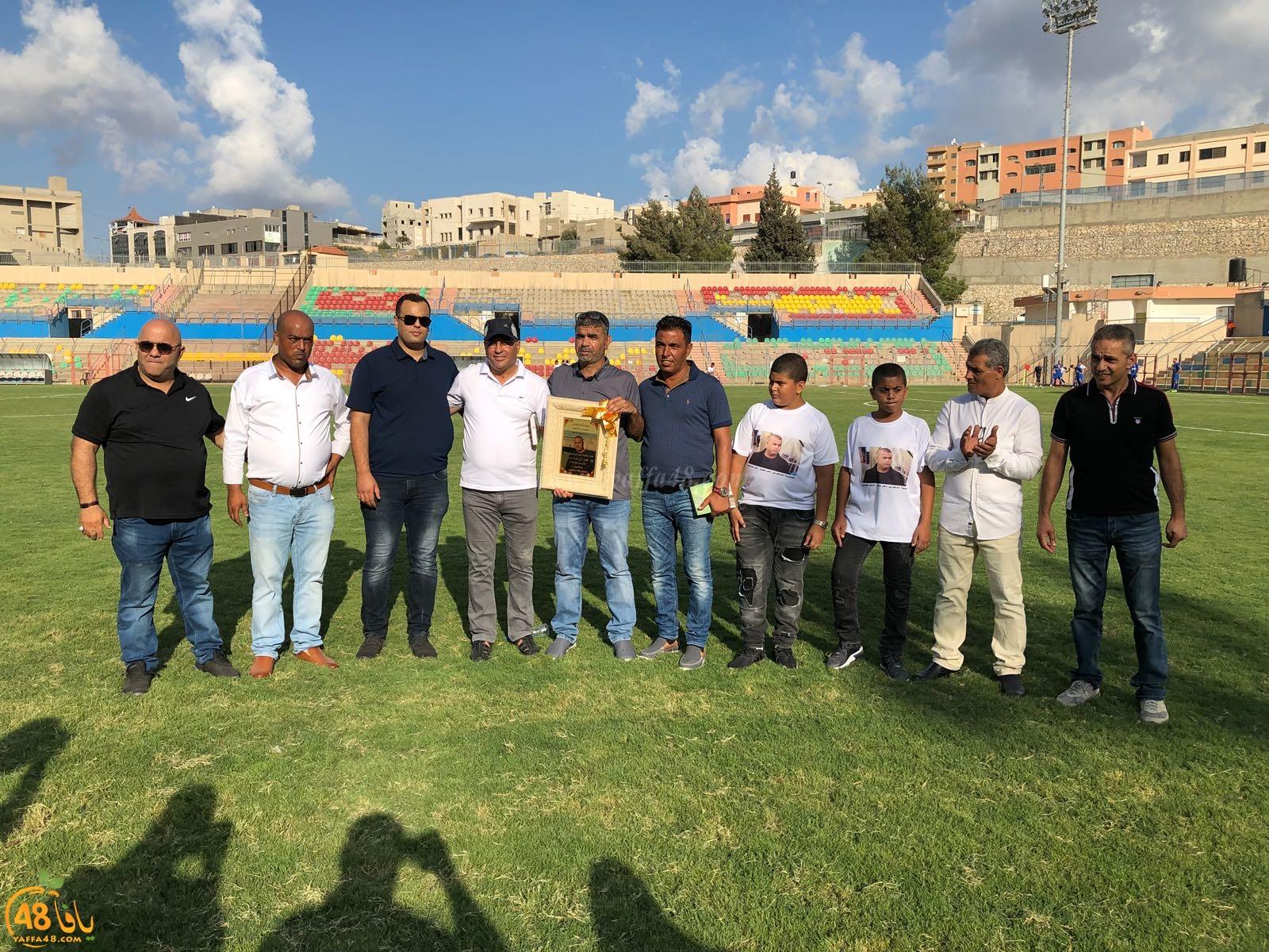 مهرجان رياضي كبير في أم الفحم تخليداً لذكرى الفقد محمد زبارقة أبو صبحي