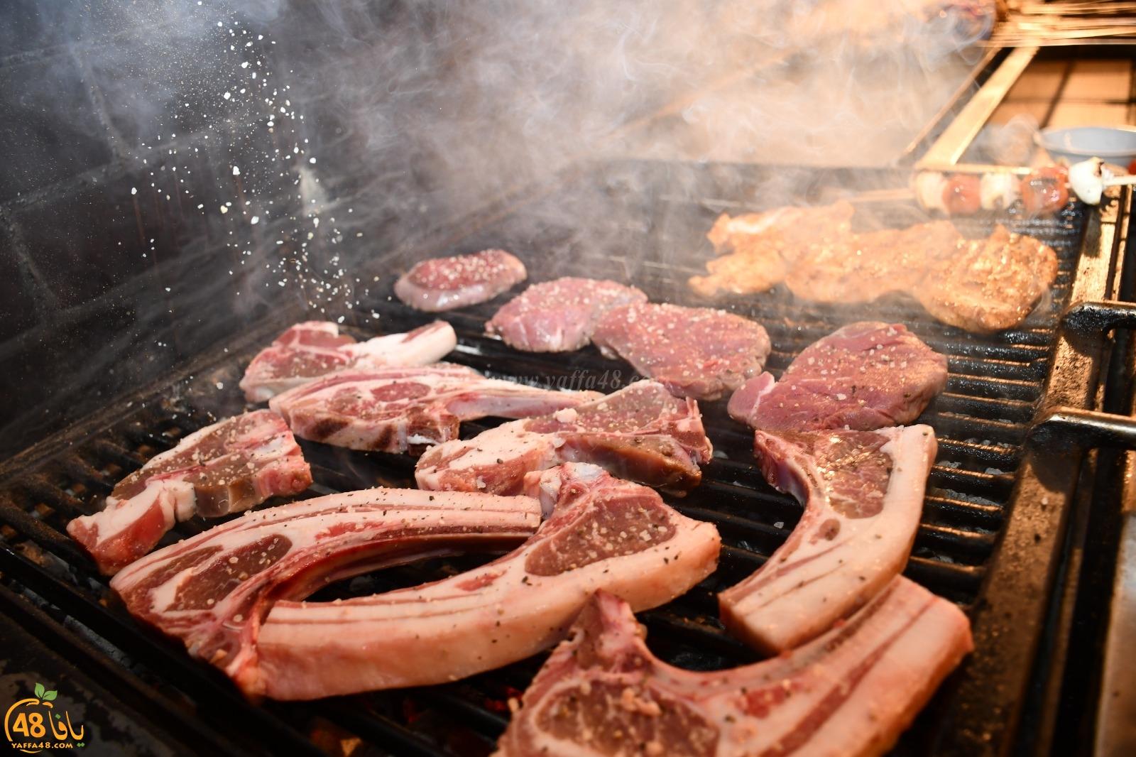 تشكيلة واسعة من أفخر الوجبات الشرقية والشاورما المميّزة لدى مطعم حاج كحيل بيافا
