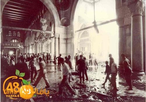 فيديو: اليوم يصادف ذكرى إحراق المسجد الأقصى المبارك قبل 50 عاماً