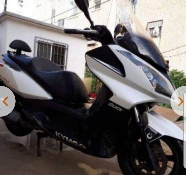 يافا: طلب المساعدة في اعادة دراجة نارية مسروقة من حي النزهة