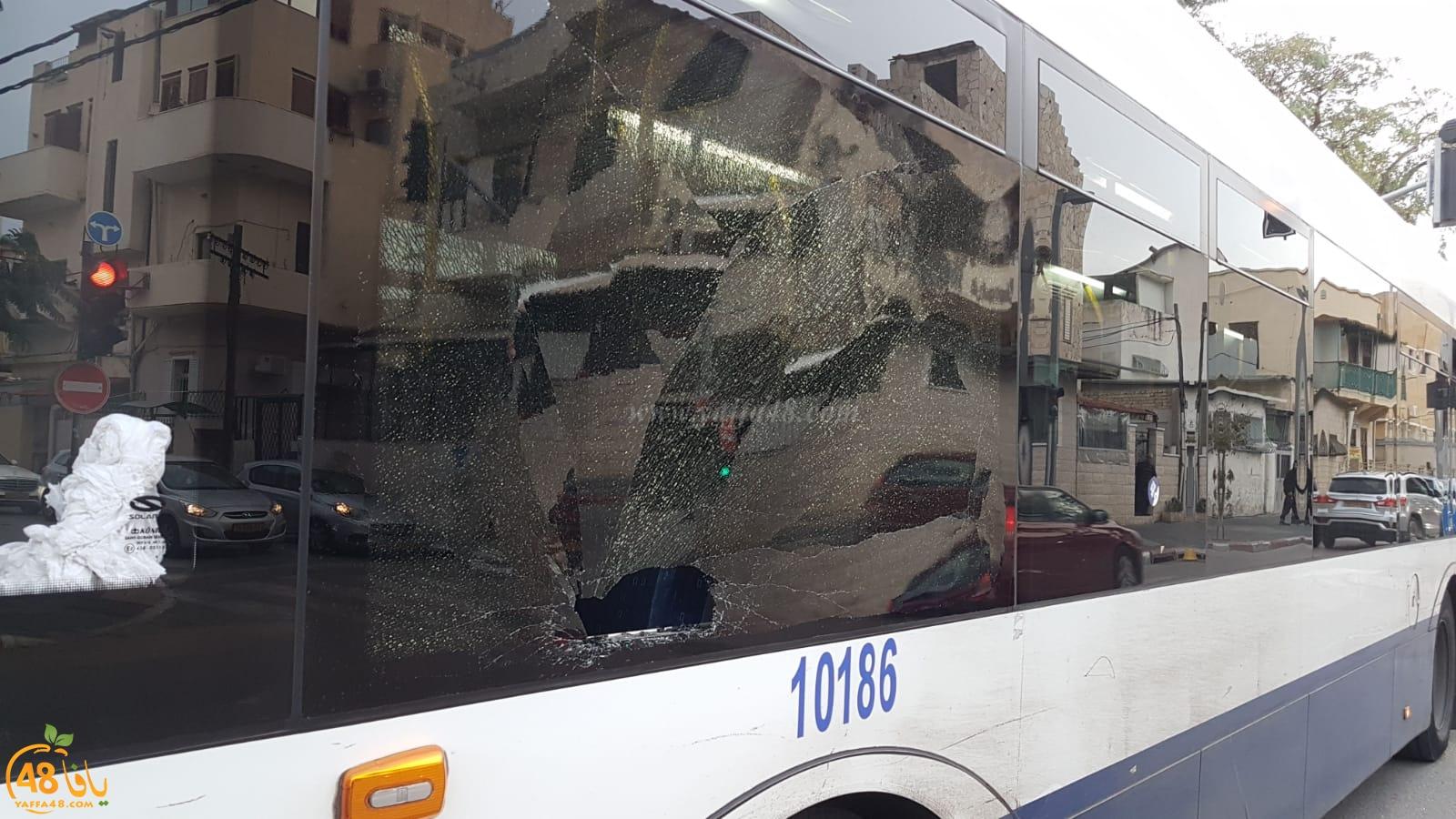 يافا: اصابة طفيفة لفتى اثر تعرضه للدهس من قبل حافلة