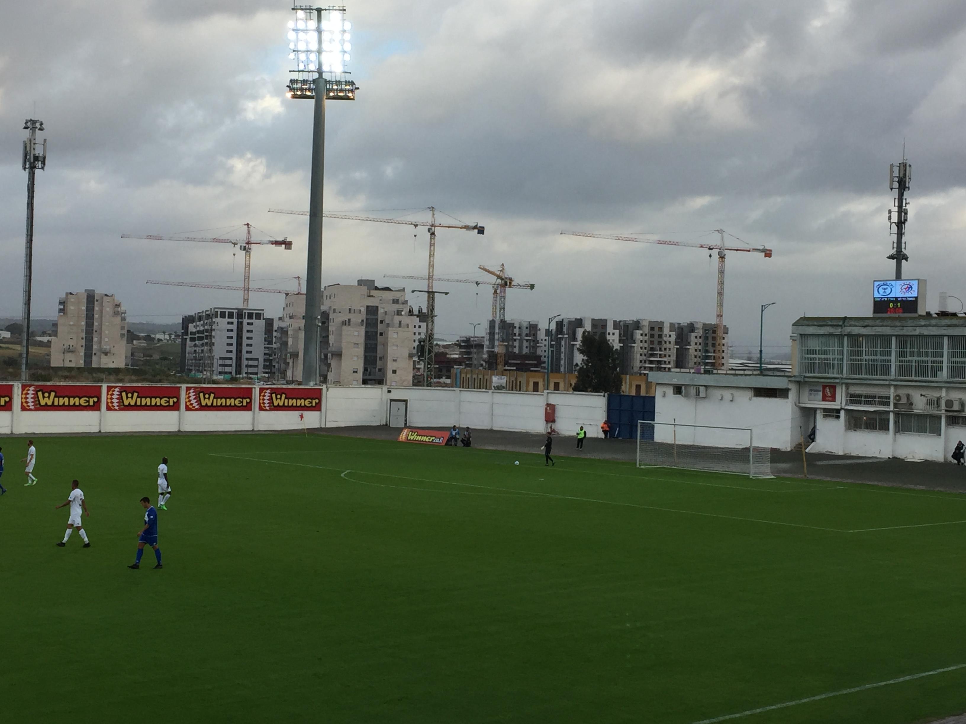 اللد: هبوعيل ابناء اللد يفوز على بيتار الرملة بنتيجة 3 - 0