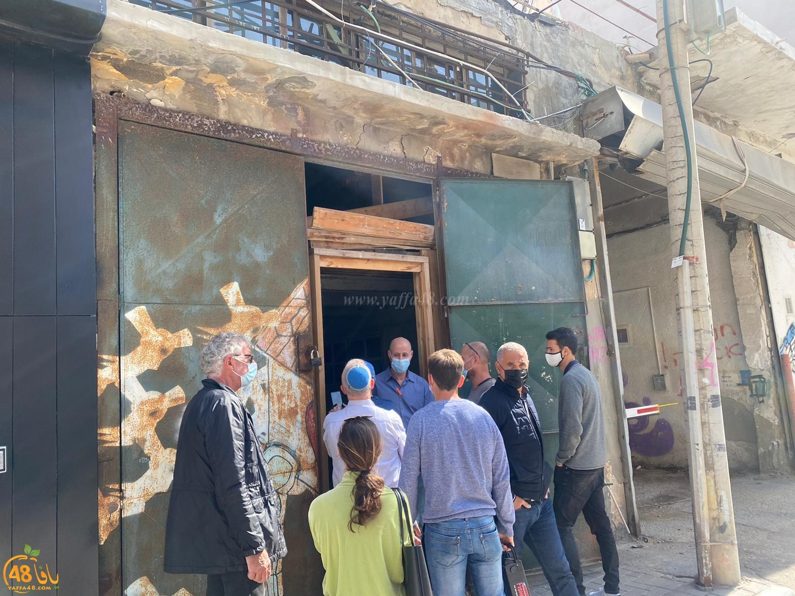شركة عميدار تُنظم جولات جديدة للمستثمرين في مدينة يافا