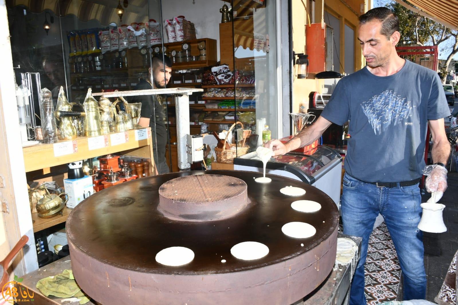 جديد في محمص وبهارات أبو نبيل الخن - أشهى القطايف الرمضانية