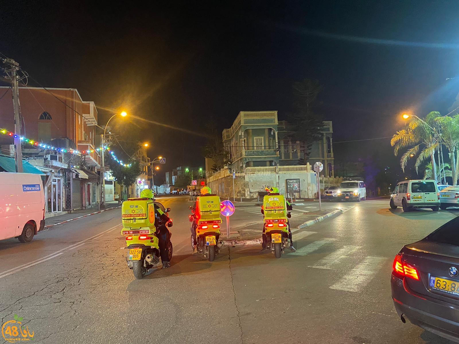 يافا: تجدّد عمليّات إطلاق النار، وحالة من الترقّب والخوف بين السكّان