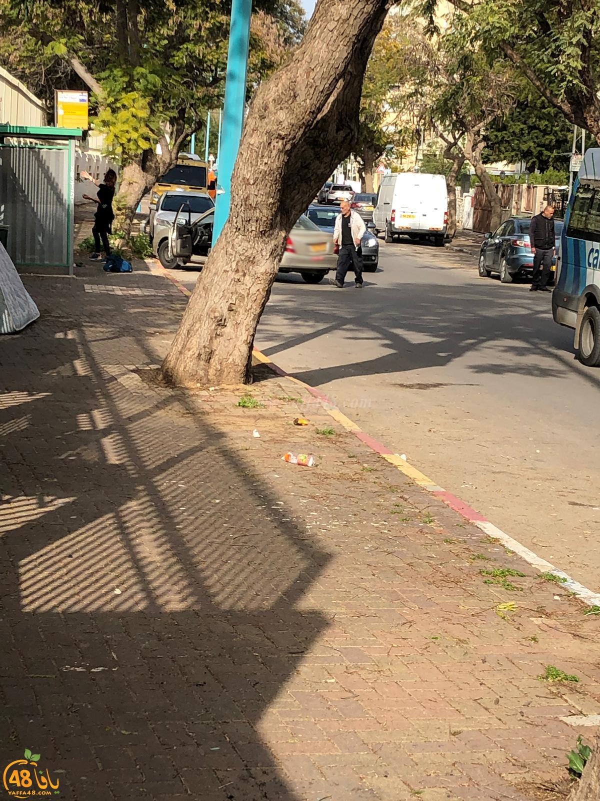 اللد: إصابة طفيفة لطفل بحادث دهس بالمدينة