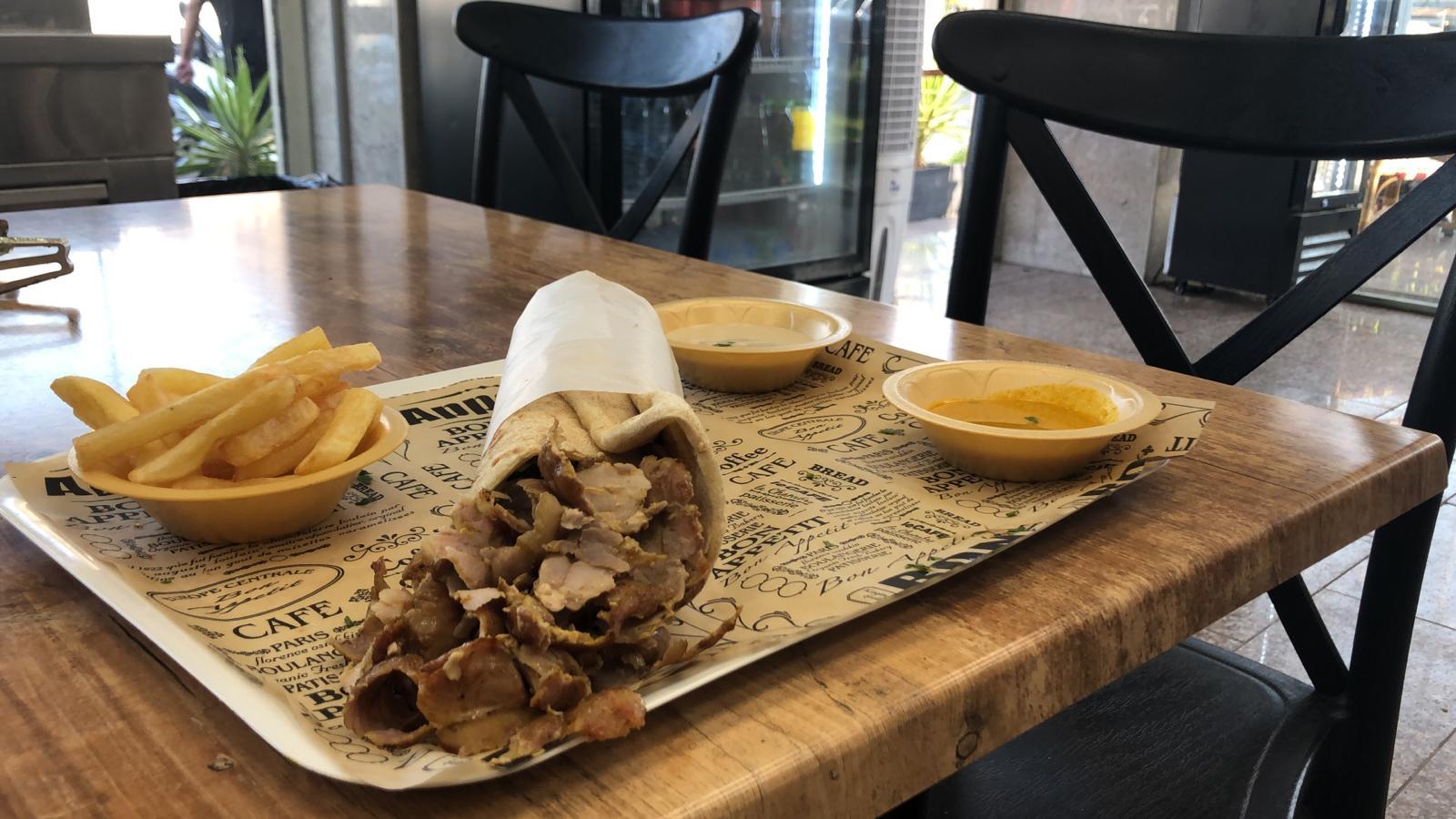 جديد بالي باجيت - الشاورما الأشهى في يافا مع خدمة التوصيل إلى البيوت