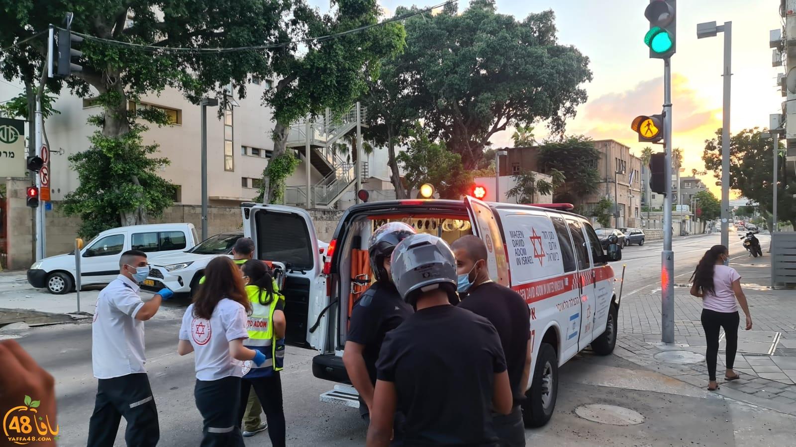 يافا: إصابة طفيفة لشاب في حادث إطلاق نار بالمدينة