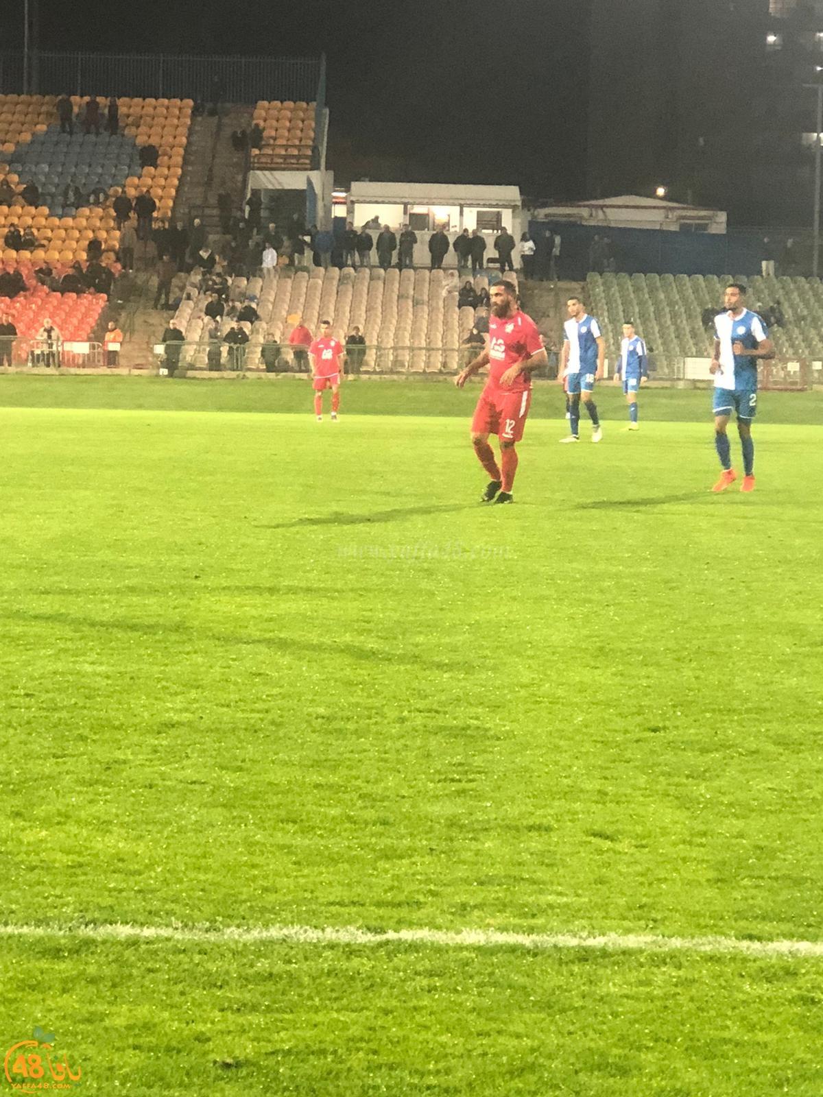 بالصور: شباب اللد يفوز على هبوعيل اشكلون بنتيجة 1-0