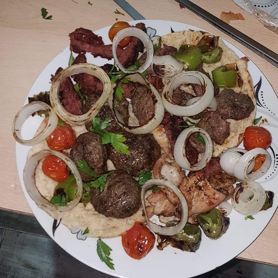 أشهى وجبات المشاوي فقط لدى مطعم ومشاوي أبو خليل في يافا