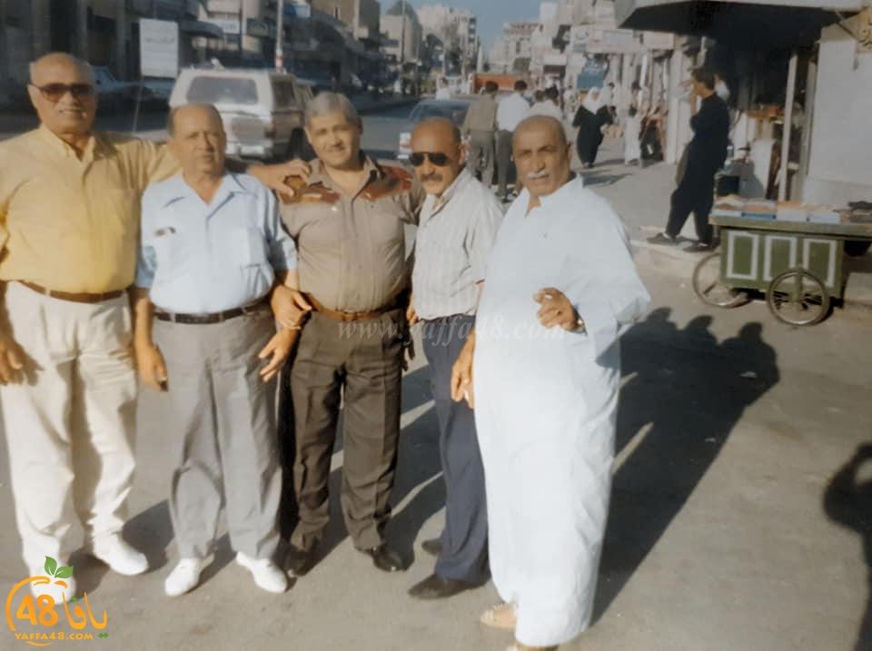 سوريا: الحاج أحمد سليم المشهراوي (أبو سامي) 90 عاماً من يافا في ذمة الله