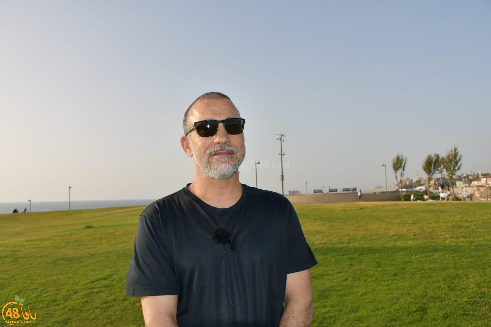 فيديو: الحاج طارق أشقر هلمّوا بنا لنصلي العيد خلف امام واحد دعوة لاداء صلاة العيد في المنتزه