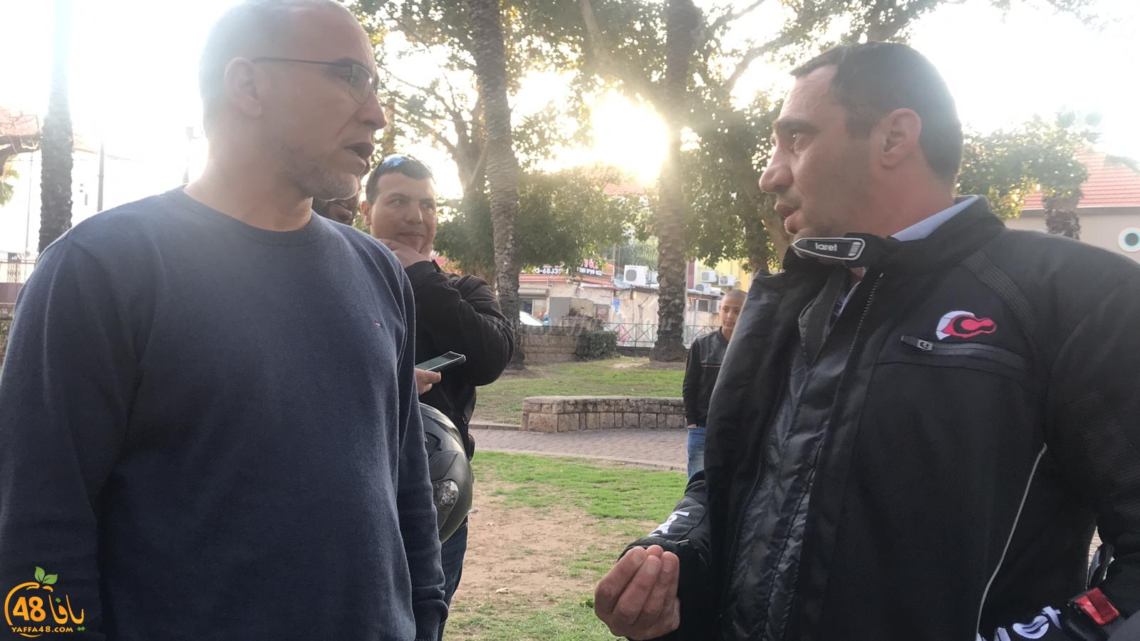 فيديو: البلدية تُمهل عائلة 24 ساعة لإخلاء الخيمة من حديقة الغزازوة ودعوات للتضامن