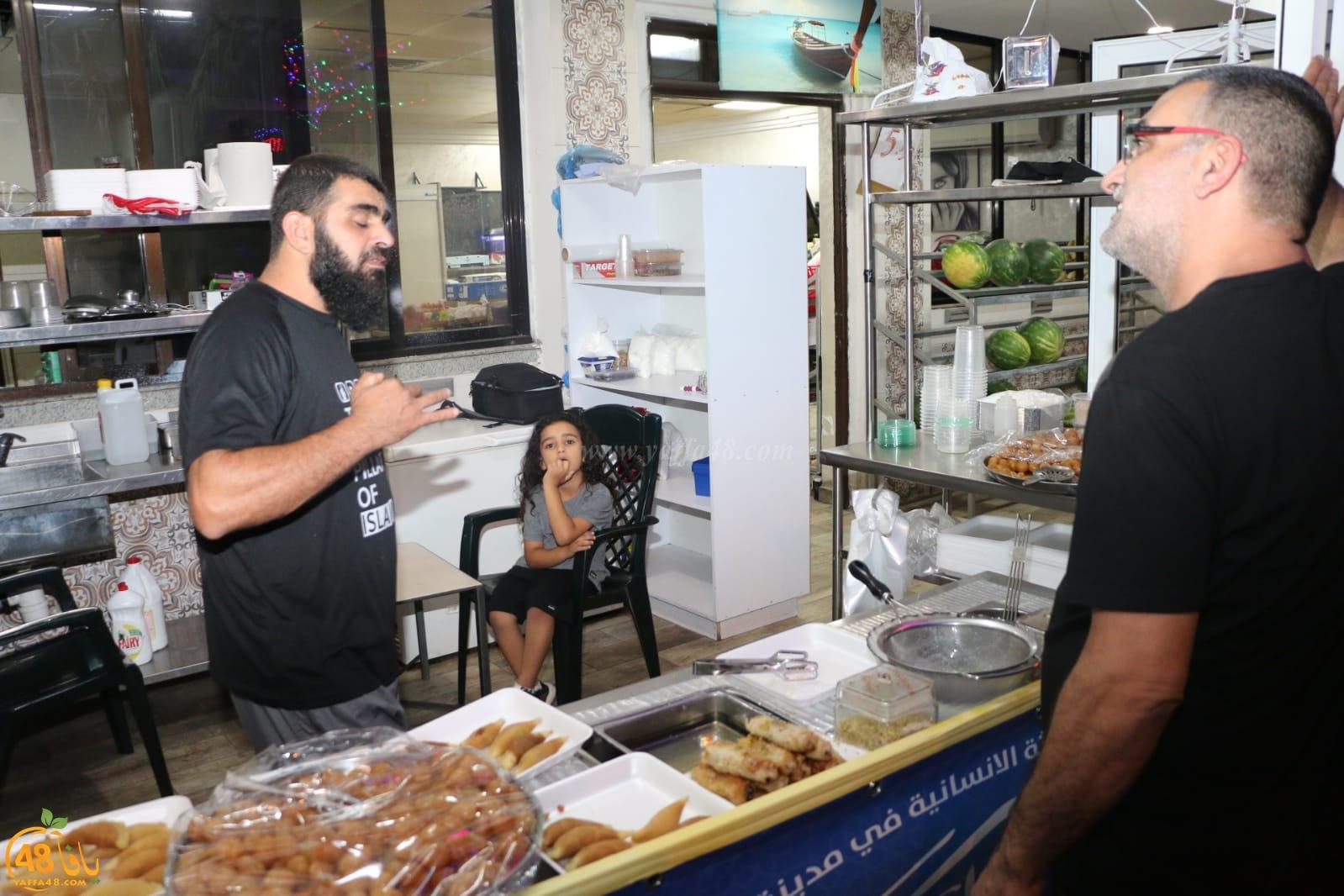 بانتظاركم بعد الافطار - أشهى القطايف الرمضانية لدى المعلم رمزي ابو دية
