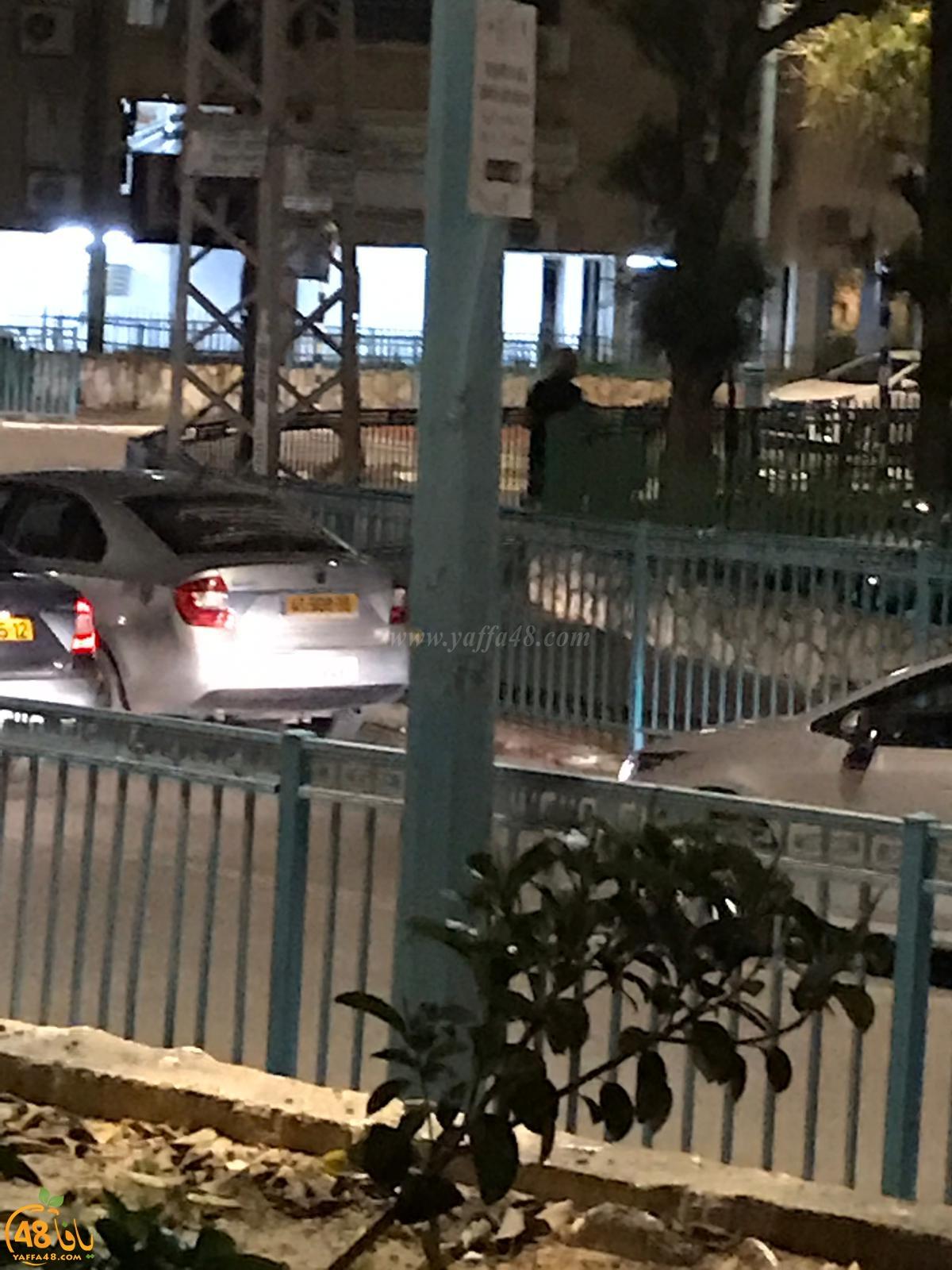 اللد: إصابة متوسطة لشخص بحادثة طعن في المدينة
