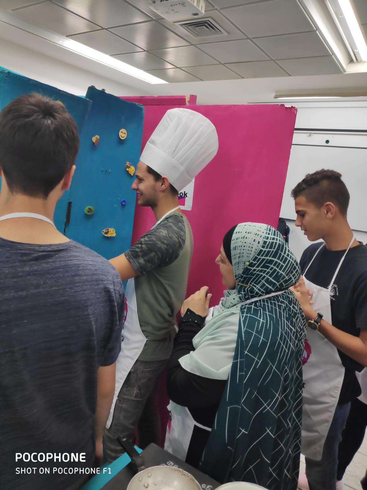 اختيار طلاب يافا الشاملة لعرض غرفة الهروب خلال مؤتمر المبادرات والتجديد بكلية أورط - نتانيا