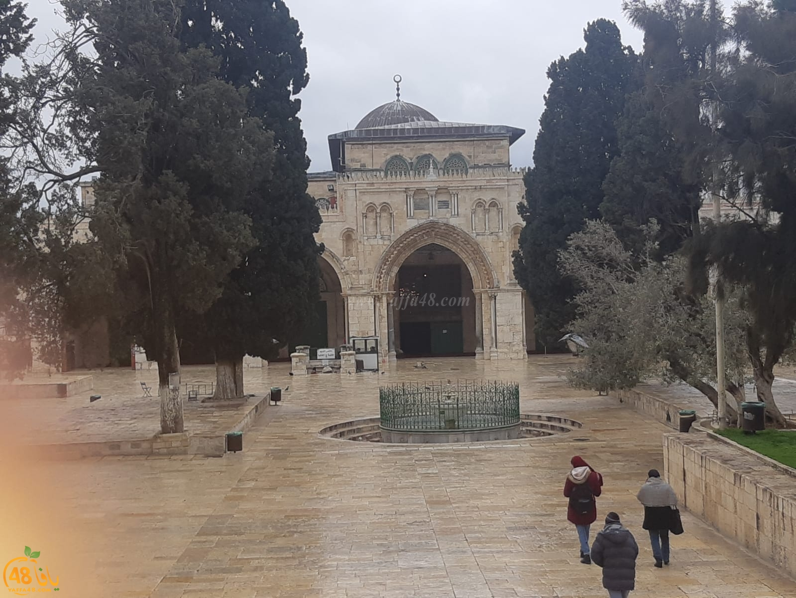 صورتي الأجمل - صور لقبة الصخرة المشرّفة والمسجد الأقصى المبارك