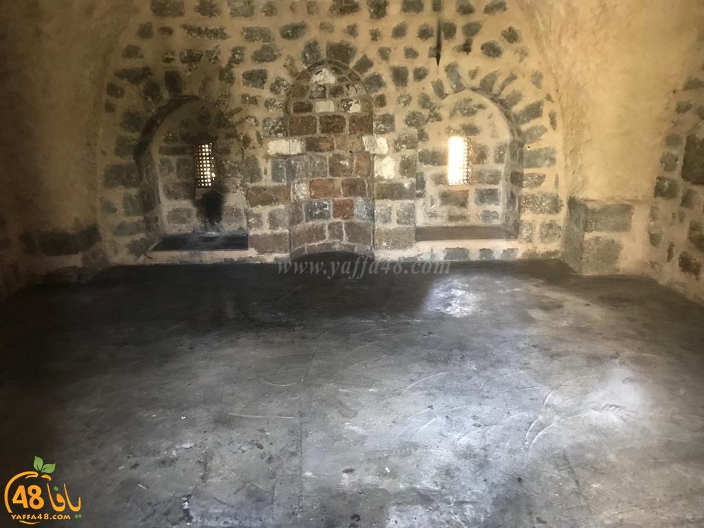 فيديو: بعد النشر في يافا 48 - صيانة وتنظيف مقبرة عبد رب النبي بيافا