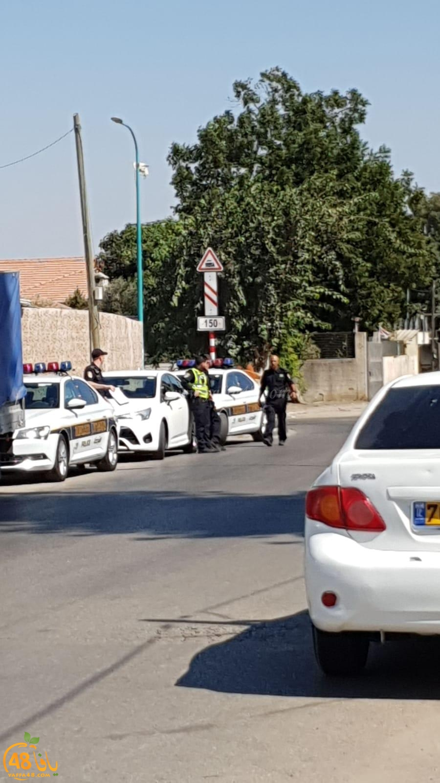 اللد: حملة لشرطة السير في شوارع المدينة ودعوات للالتزام بقوانين السير