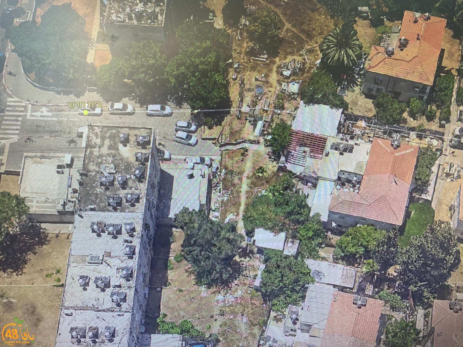 تحرير أرض بمساحة 1400 متراً في الشيخ مراد لصالح المسلمين بيافا